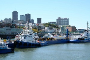 Photo credit : Port de Québec