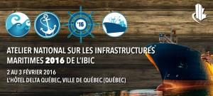 atelier infrastructures maritimes
