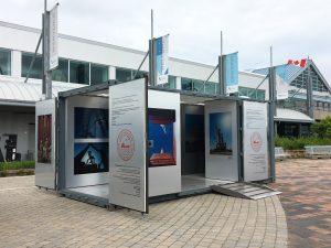 Conteneur Port de Québec