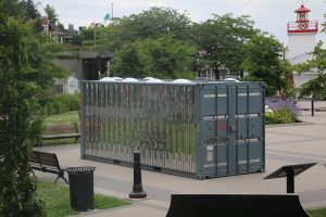 Conteneur fermé Port de Trois-Rivières_réduite